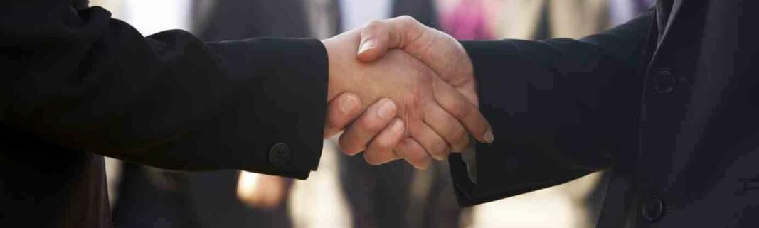 Avtalen ventes fullført før september