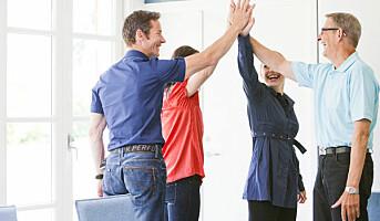 Godt arbeidsmiljø viktig for å stå lengre i jobb