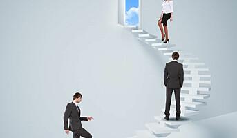 Bytter jobb for å flytte, få økt lønn og bedre sjef