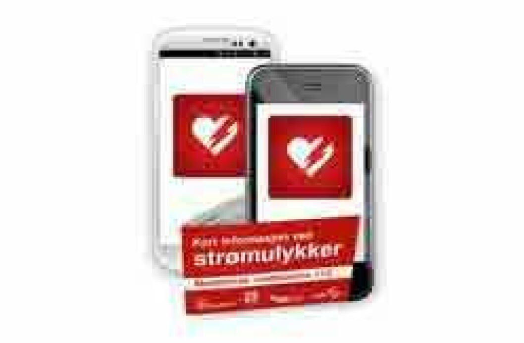 strømulykke-app