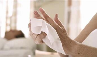 Frisk på jobben med god håndhygiene