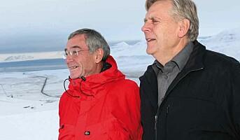 Frister det med Svalbard?