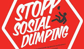 Konferanse om sosial dumping
