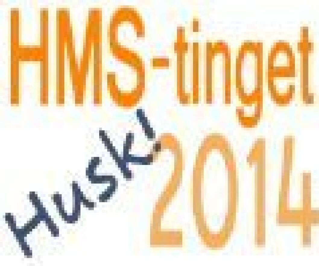 HMSTinget2014