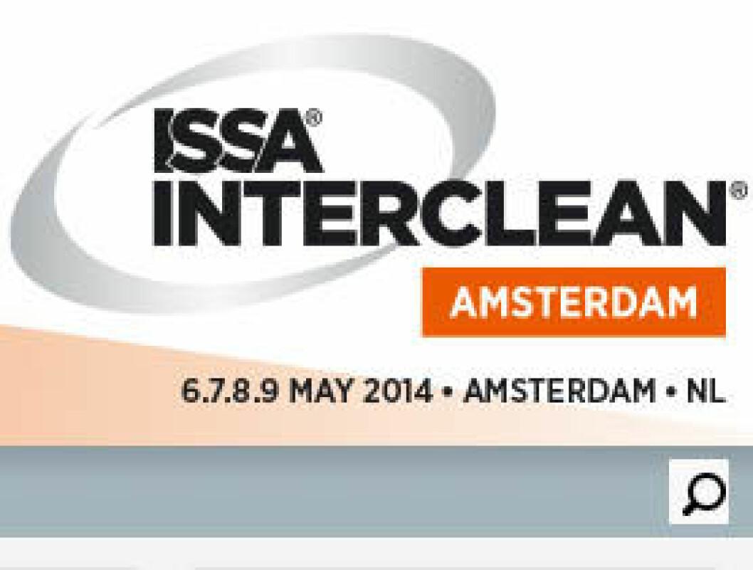 Messe logo Interclean 2014