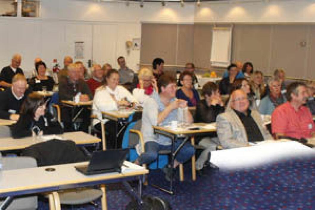 NKF konferanse 2013