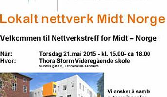 NFSR inviterer til lokalt nettverkstreff