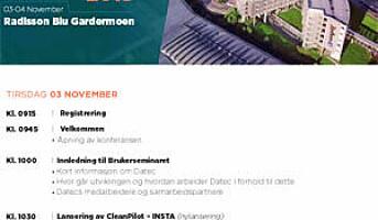 Datec inviterer til konferanse