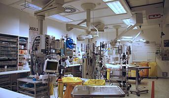 Sterilisert gass kan rengjøre sykehusavdelinger