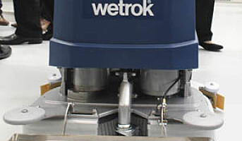 Innovasjonspris til Wetrok
