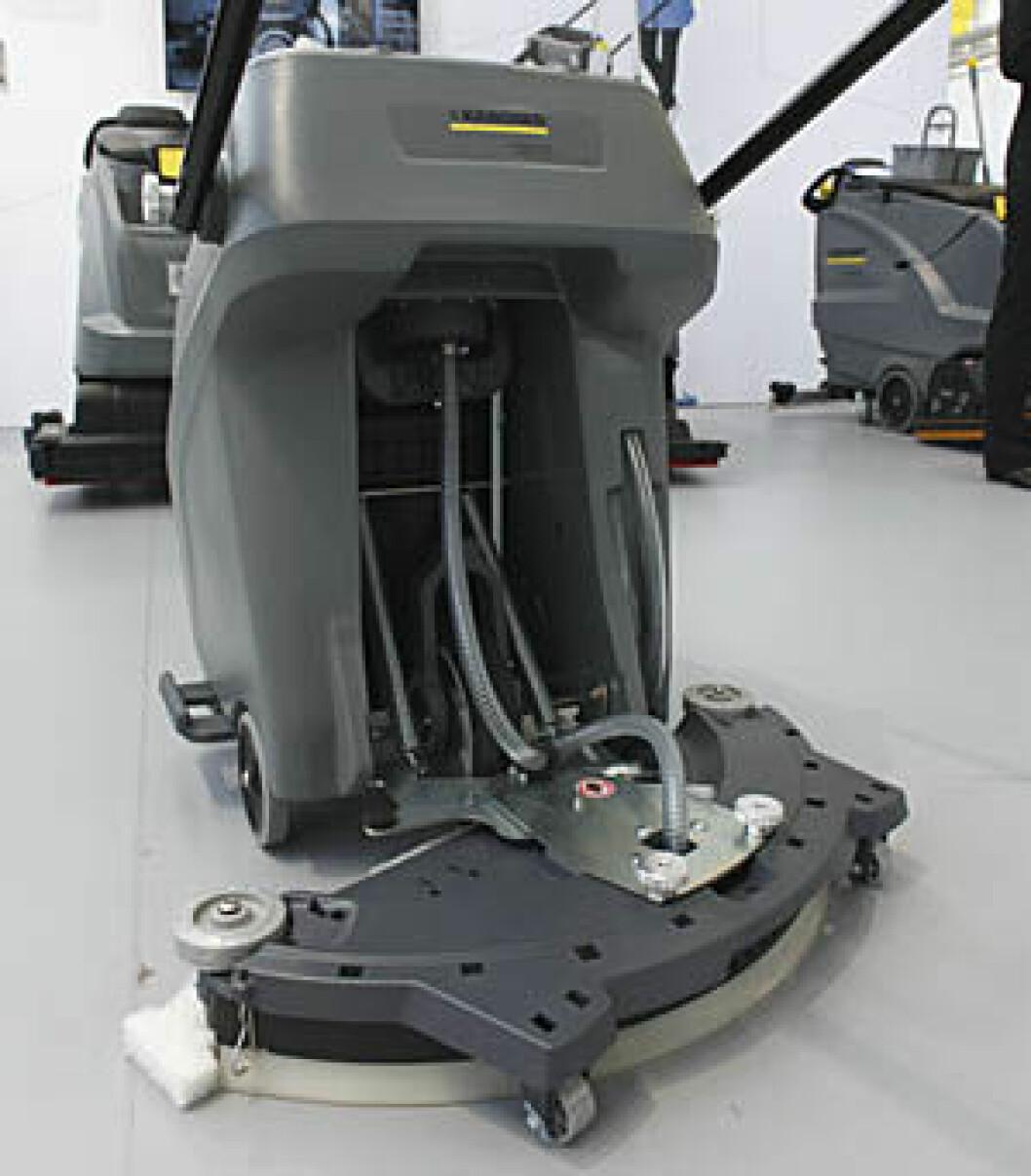 Karcher Mopvac 3702