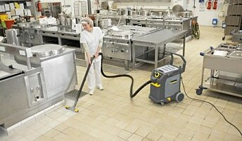 Kärcher lanserer ny dampvasker
