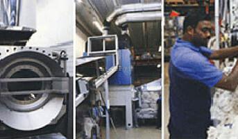 Nytt matte- og moppevaskeri i Stavanger