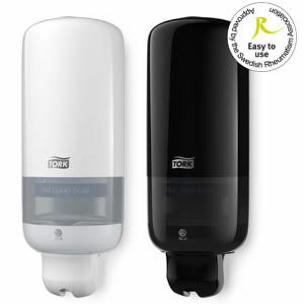 Tork_Skincare_S1_dispensers_with_certification