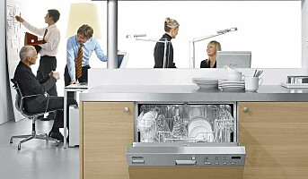 Ny maskin for mindre kjøkken
