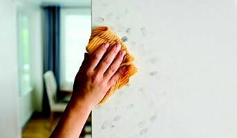 Ny maling: lettere å rengjøre
