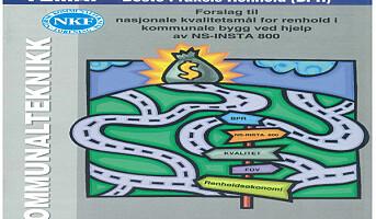 Beste praksis renhold  Nasjonale kvalitetsmål