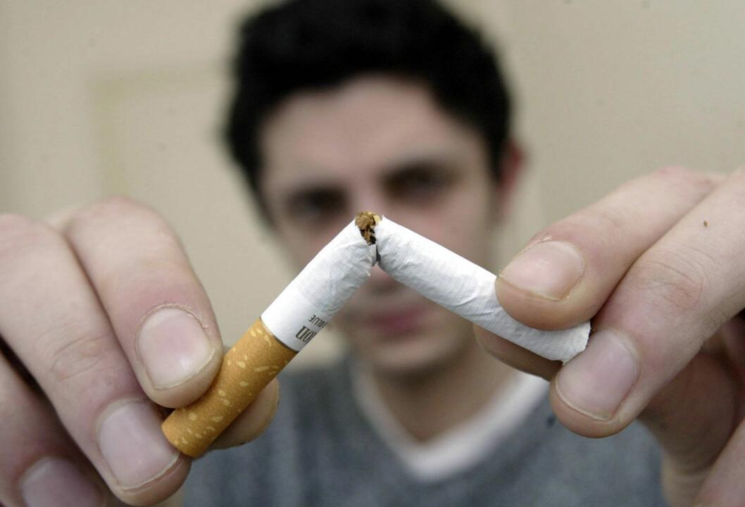 Røykekutt