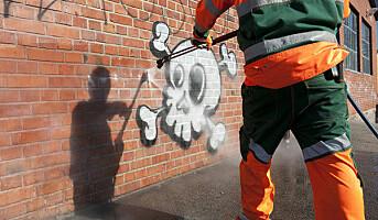 Starter kampen mot sprayboksene