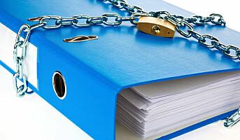 Èn av fem kritisk til dokumenthåndtering