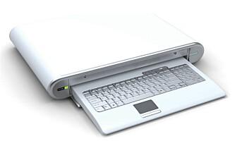 Bakteriefritt tastatur