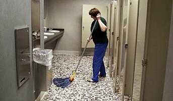 Dårlig rengjorte toaletter skremmer bort gjestene
