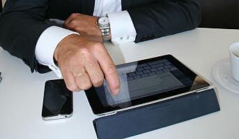 Fritiden ødelegges av e-postsjekk