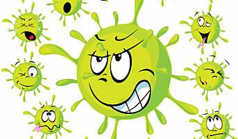 Bakterier husker trusler
