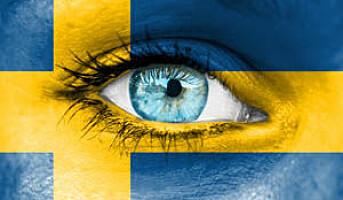 En av to svenske renholdere er født i utlandet
