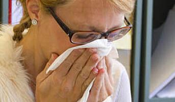 Unødvendige pollenplager på jobben