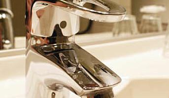 Vasker ikke hendene etter dobesøk
