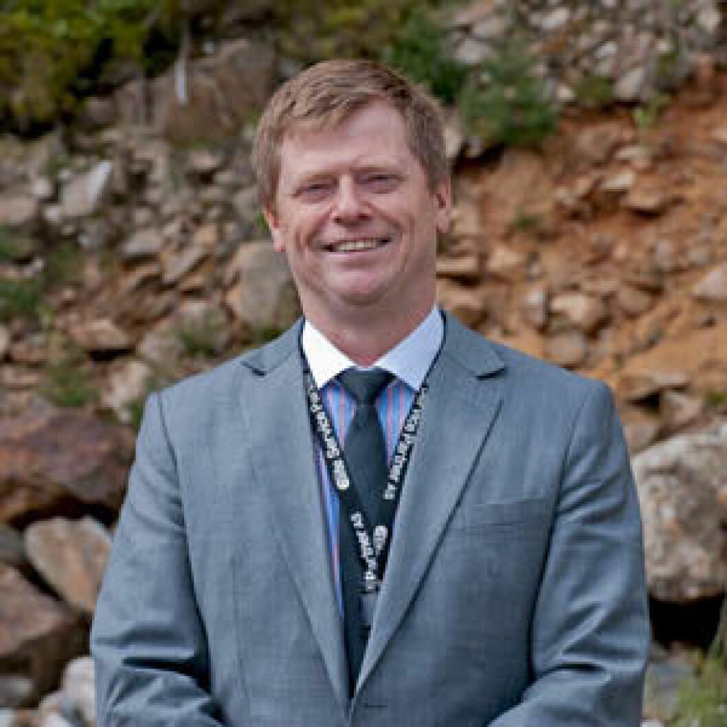Roger Tveide Elite Service Partner kvad