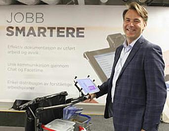 Jørgen Sannesmoen og Datec gleder seg til å samle bransjen i Bergen.