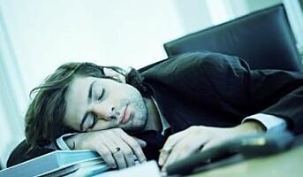 Søvnmangel gir mindre troverdighet