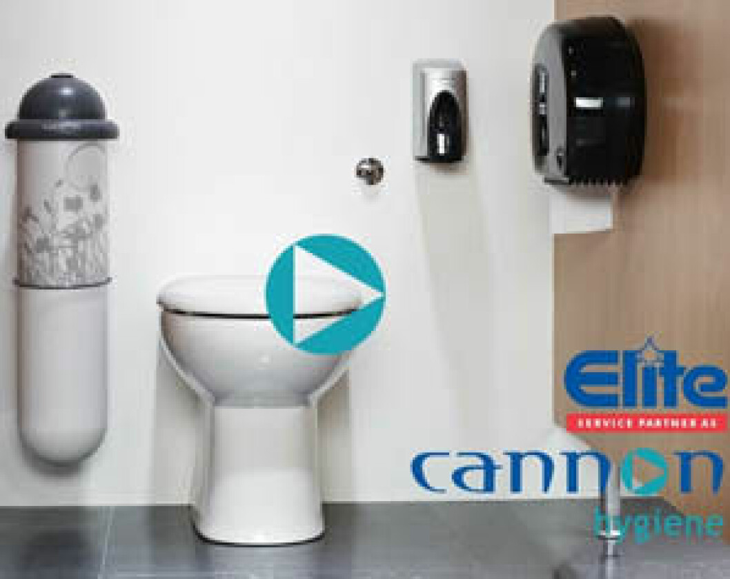 Cannon Hygiene Elite Service Partner