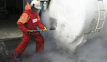 Skal rengjøre Statoil-tanker