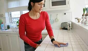 Vokser på hjemme-renhold