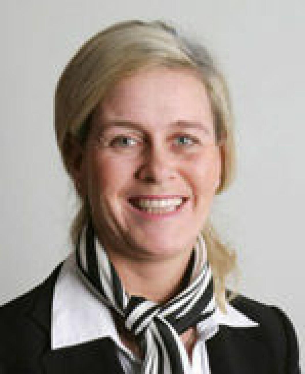 Heidi Lill M Oppegaard