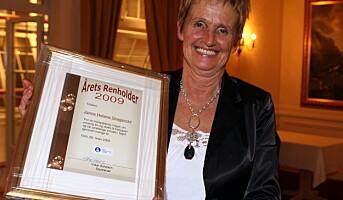 Stem på Årets renholder og Bransjeprisen 2010