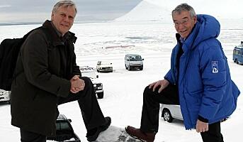 Gjentar Svalbard-suksessen