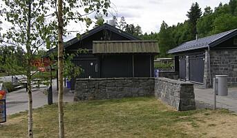 `Tissekone` på dansk rasteplass