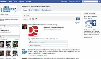 Husøkonomene på Facebook