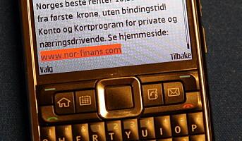 Svindel-Solberg på tokt igjen