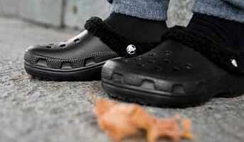 Gamle sko og harde underlag er en helsefare