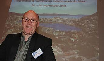 Sykehusrenholdere samlet i Bergen