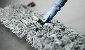 Rent gulv - rent miljø