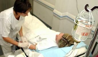 For dårlig renhold på sykehus