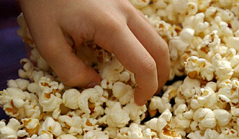 Vil forby popcorn