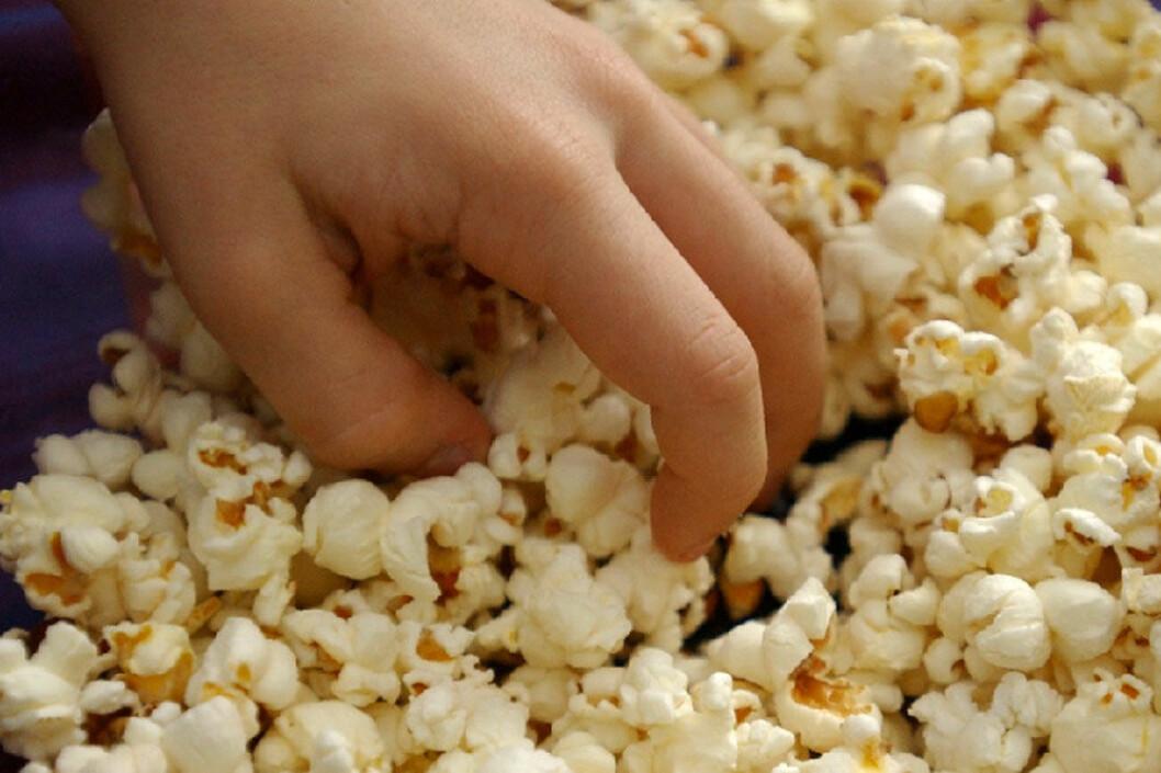 popcorn colourbox