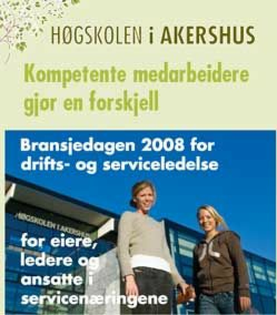 Bransjedag2008